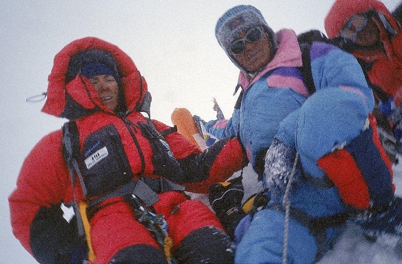 Relato de cumbre del Makalu 8.463 m