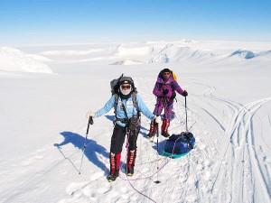 Travesia-Antartida