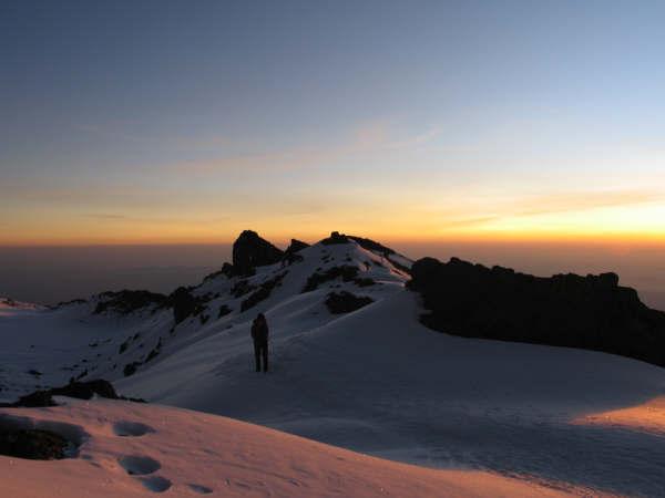 Ascensión al Kilimanjaro 5.895m