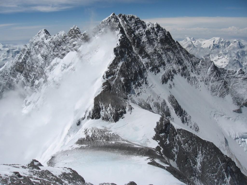 Expedición Lhotse 2008
