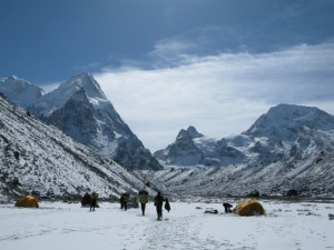 Kangchenjunga, un reto más allá el sufrimiento