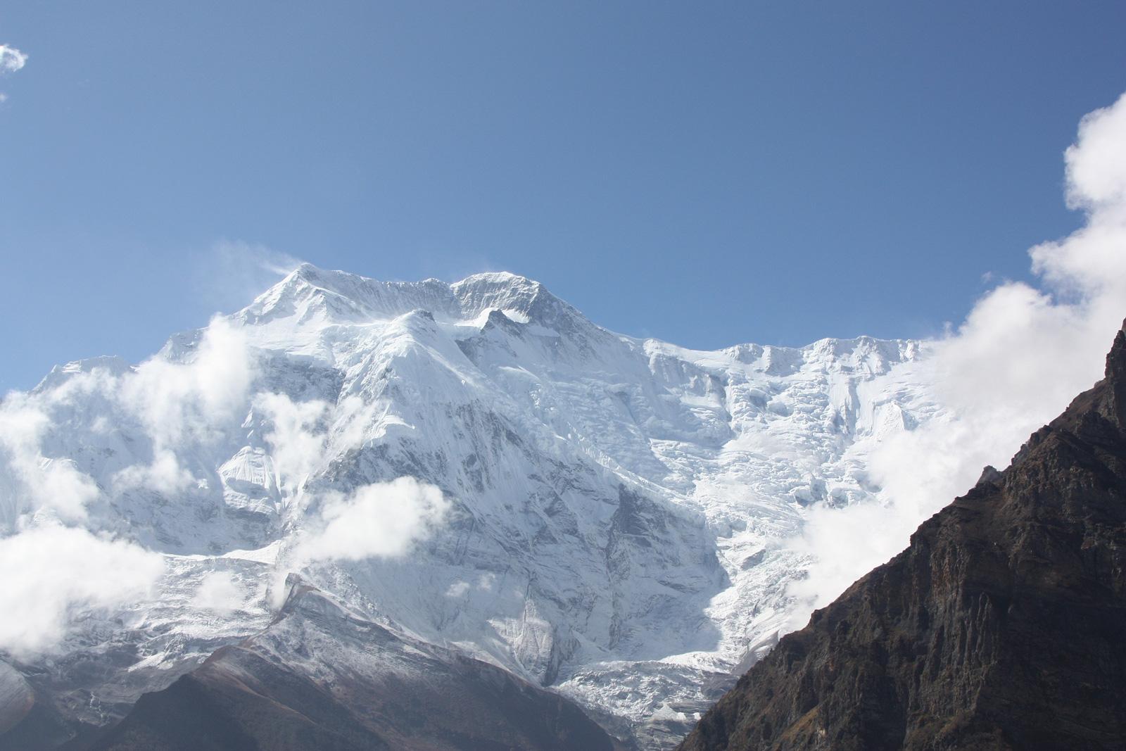 Expedición Annapurna 8.091m