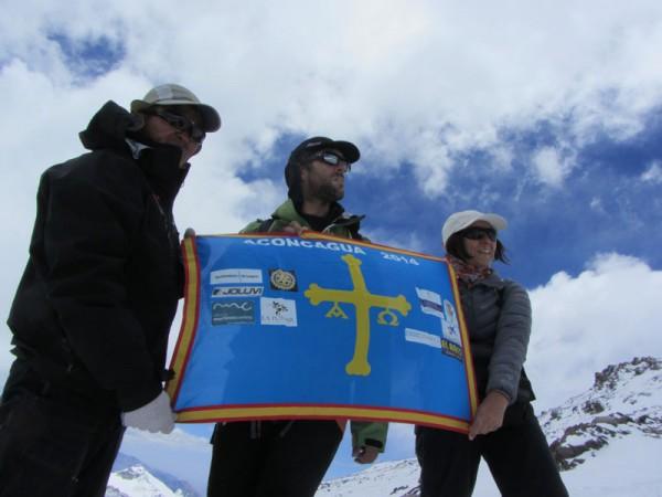 A 5500 metros, aquí nos venció la Aconcagua
