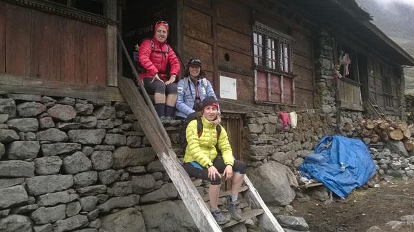 Días relajados en Nepal