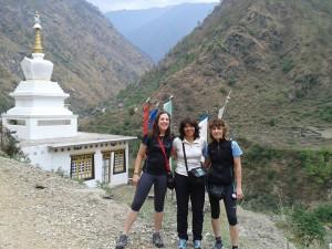 Llamando a la puerta del Himalaya
