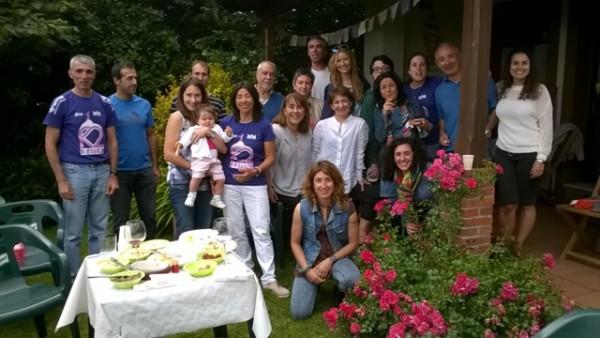 Despedida en Asturias
