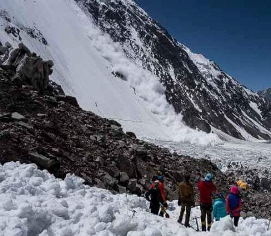 Desafío K2 (XVII)