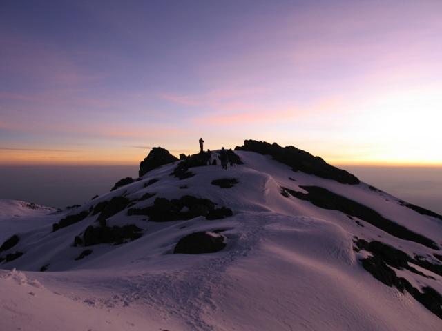 Reto Pelayo Vida Kilimanjaro