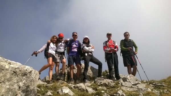 Cumbre de Peña la Cruz