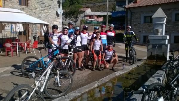Preparados para la última jornada ciclista