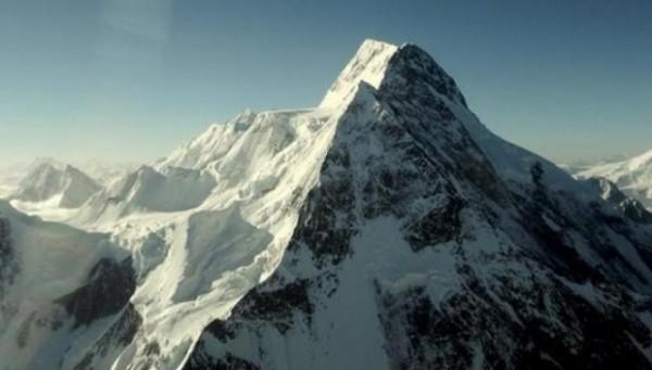 Broad Peak visto desde el K2 (foto del año pasado)