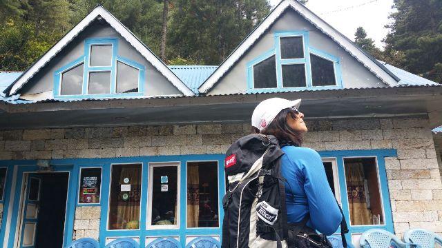 Trekking al C. Base del Everest (III)