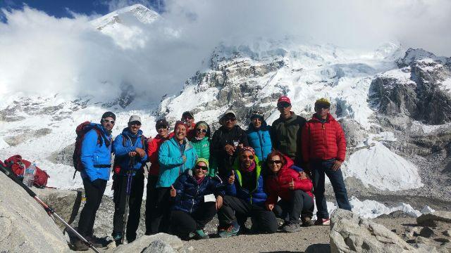 Trekking al C. Base del Everest (VII)