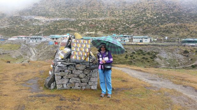 Trekking al C. Base del Everest (V)
