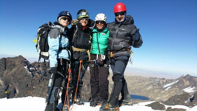 Desafío en Los Andes (II)