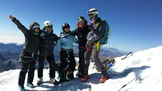 Desafío en Los Andes (III)