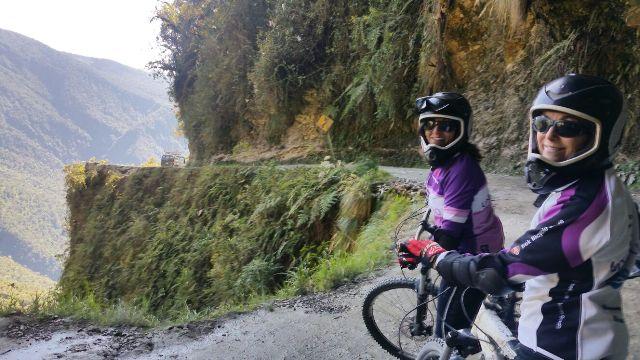Desafío en Los Andes (y VI)