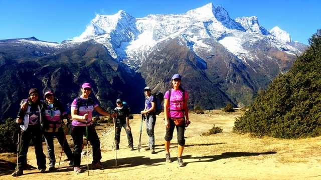 Aventura en el Khumbu (VI)