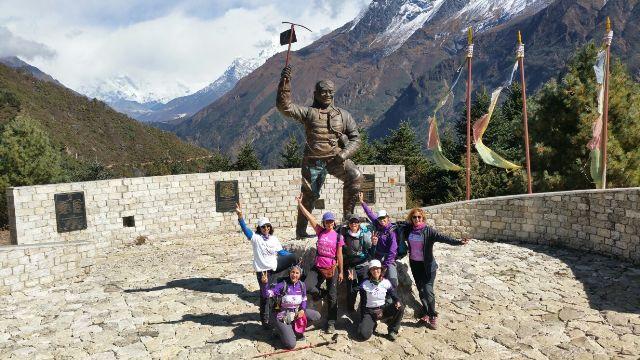Aventura en el Khumbu (V)