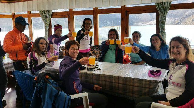 Aventura en el Khumbu (VII)