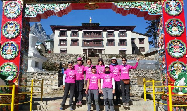 Aventura en el Khumbu (XII)