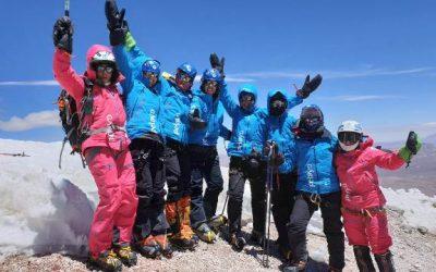 Reto Pelayo Vida: Andes bolivianos (IV)
